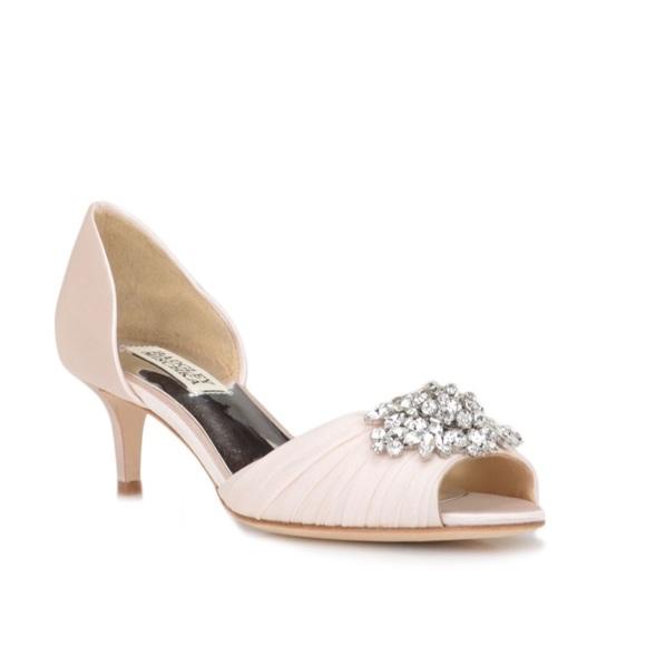 9423f7169b Badgley Mischka Shoes | Sabine Embellished Evening Pump | Poshmark